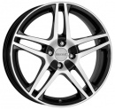 Disk alu DEZENT RB dark 6,5x15 4x108 ET15