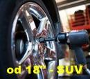 "Prezutie komplet pneu os 18"" a viac"