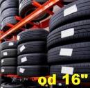 """Uskladnenie pneumatík bez disku 16""""a viac (sada)"""