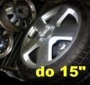 """Uskladnenie pneumatík na ALU disku do 15"""" (sada)"""