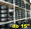 """Uskladnenie pneumatík na plech. disku do 15"""" (sada)"""