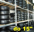 """Uskladnenie pneumatík na plech. disku os. do 15"""" (sada)"""