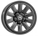 Disk ocel  KFZ  strieborny 6,5x16 5x112x57 ET50