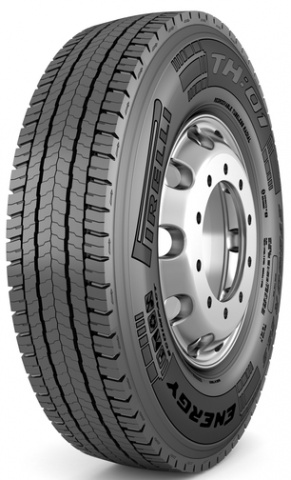 Pirelli  TH01 315/80 R22,5 156/150 L Záberové