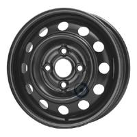 Disk ocel  KFZ  čierny 4x13 4x100x54 ET46,0
