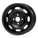 Disk ocel  KFZ  čierny 5x13 4x100x54 ET45,0