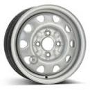 Disk ocel  KFZ  strieborny 4,5x13 4x100x57 ET38,0