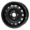 Disk ocel  KFZ  čierny 5x13 4x100x56,5 ET45,0