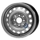 Disk ocel  KFZ  strieborny 5,5x13 4x100x57 ET38,0