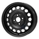 Disk ocel  KFZ  čierny 4,5x14 4x100x54 ET45,0