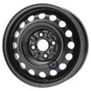 Disk ocel  KFZ  čierny 4,5x14 4x100x54 ET39,0