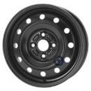 Disk ocel  KFZ  čierny 5x14 4x100x54 ET45