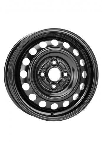 Disk ocel  KFZ  čierny 4,5x14 4x100x56 ET46