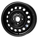 Disk ocel  KFZ  čierny 4,5x14 4x100x54 ET45