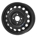 Disk ocel  KFZ  čierny 5x14 4x100x60 ET45,0