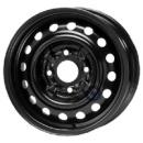 Disk ocel  KFZ  čierny 5x14 4x100x59 ET45,0
