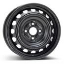 Disk ocel  KFZ  čierny 5x14 4x100x54 ET39