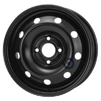 Disk ocel  KFZ  čierny 5,5x14 4x100x60 ET43