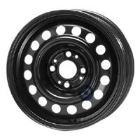 Disk ocel  KFZ  čierny 5,5x14 4x100x57 ET35