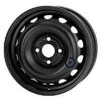 Disk ocel  KFZ  čierny 5,5x14 4x100x56,5 ET49,0