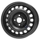 Disk ocel  KFZ  cierny 5,5x14 4x100x56,5 ET39