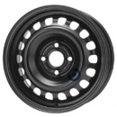 Disk ocel  KFZ  čierny 5,5x14 4x100x56,5 ET39