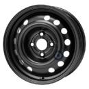 Disk ocel  KFZ  čierny 5,5x14 4x100x56,5 ET45,0