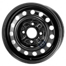 Disk ocel  KFZ  čierny 5,5x14 4x114,3x67 ET46,0
