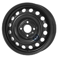 Disk ocel  KFZ  čierny 5,5x15 4x100x60 ET45,0
