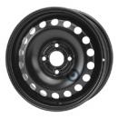 Disk ocel  KFZ  čierny 5x14 4x100x57,09 ET35
