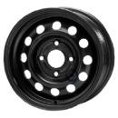 Disk ocel  KFZ  čierny 6x14 4x108x63,3 ET41,0