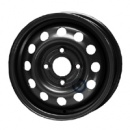 Disk ocel  KFZ  čierny 5,5x14 4x108x63,3 ET47,5