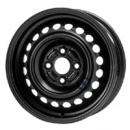 Disk ocel  KFZ  čierny 5,5x14 4x100x56 ET45,0