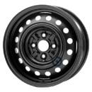 Disk ocel  KFZ  čierny 5,5x14 4x100x54 ET45,0