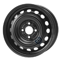 Disk ocel  KFZ  čierny 5,5x14 4x100x60 ET45