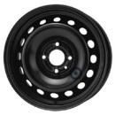 Disk ocel  KFZ  čierny 5,5x14 4x100x60 ET29