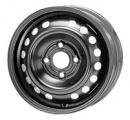 Disk ocel  KFZ  čierny 5,5x14 4x100x56,5 ET39,0