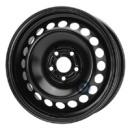 Disk ocel  KFZ  čierny 6x15 5x100x57 ET29