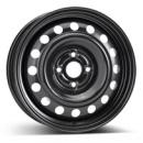 Disk ocel  KFZ  čierny 5,5x15 4x100x54 ET36
