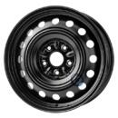 Disk ocel  KFZ  čierny 6,5x16 5x114,3x60 ET39