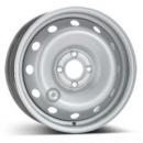 Disk ocel  KFZ  strieborny 6x15 4x100x60 ET50