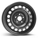 Disk ocel  KFZ  čierny 6x15 5x105x56,5 ET39