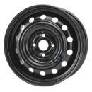 Disk ocel  KFZ  čierny 6x15 4x100x54 ET52