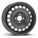 Disk ocel  KFZ  čierny 6x15 4x100x60 ET40