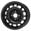 Disk ocel  KFZ  čierny 6,5x15 4x108x65 ET27
