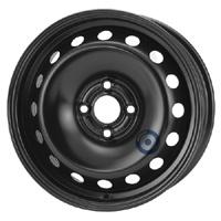 Disk ocel  KFZ  čierny 6x15 4x100x56,5 ET43