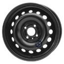 Disk ocel  KFZ  čierny 5,5x15 4x100x60 ET43