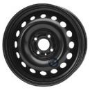Disk ocel  KFZ  čierny 6x15 4x100x60 ET50