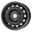 Disk ocel  KFZ  čierny 6x15 4x114,3x56,5 ET49,0
