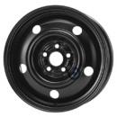 Disk ocel  KFZ  čierny 6x15 5x100x56 ET48,0